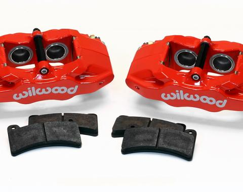 Wilwood Brakes 1997-2013 Chevrolet Corvette DPC56 Rear Replacement Caliper Kit 140-15174-R