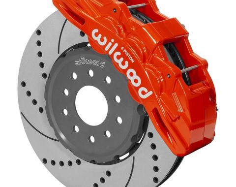 Wilwood Brakes SX6R Big Brake Dynamic Front Brake Kit 140-15309-DR