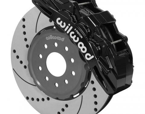 Wilwood Brakes SX6R Big Brake Dynamic Front Brake Kit 140-15309-D