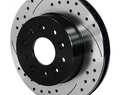 Wilwood Brakes 1965-1982 Chevrolet Corvette Promatrix Front Replacement Rotor Kit 140-11738-D