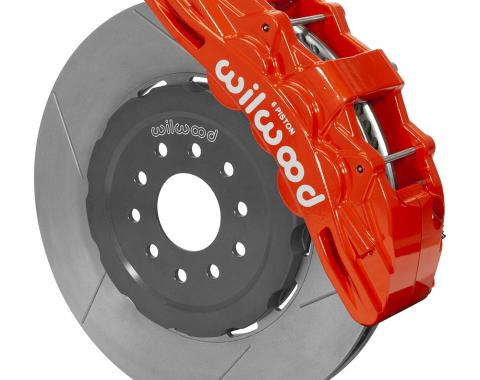 Wilwood Brakes SX6R Big Brake Dynamic Front Brake Kit 140-15311-R