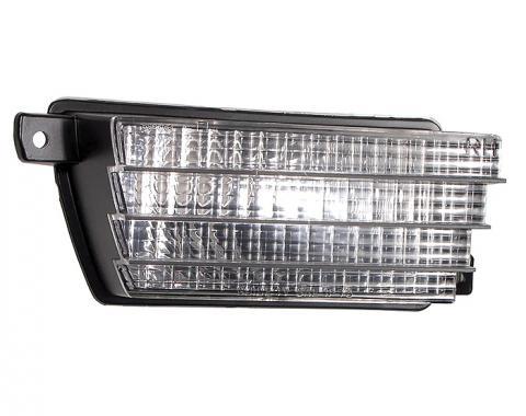 Trim Parts 75-79 Corvette Parking Light Lens, Right Hand, Each A5830
