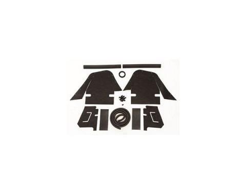 Corvette Engine Compartment Seal Kit, 1976-1979