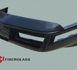 ACI Fiberglass 1984-1990 Chevrolet Corvette Front Bumper, '96 Style, TruFlex ABG300TF