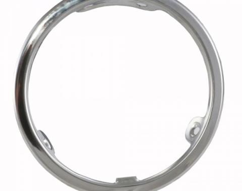 Corvette Gas Lid Door Bezel, Convertible 63 Late, 1963-1967