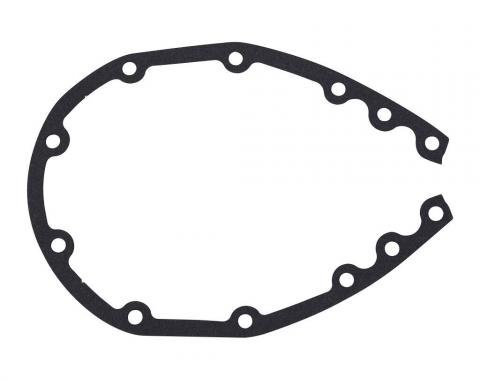 Chevrolet Small Block 283-305-327-350-400 Timing Chain Cover Gasket, Rubber