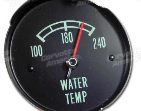 Corvette Temperature Gauge, 1965