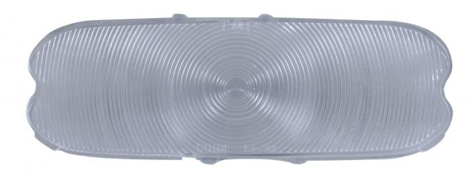 United Pacific Clear Parking Light Lens For 1954 Chevy Passenger Car C4028C