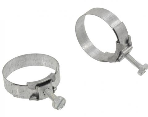 Corvette Air Cleaner to Valve Cover Hose Clamp, 1967-1972