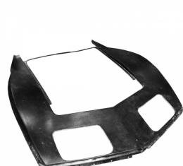 Corvette Hood Surround, Press Molded, Ecklers, 1968-1972