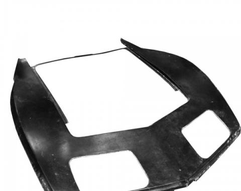 Corvette Hood Surround, Press Molded, Ecklers, 1968-1972