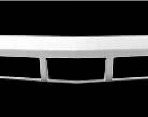 Corvette Rear Bumper, ACI, 2 Piece, 1974 (ND)