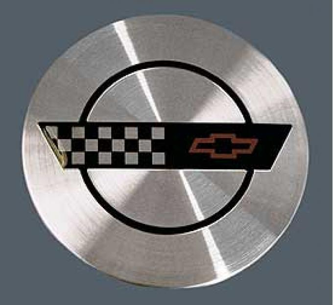 Corvette Wheel Center Cap, 1993-1996