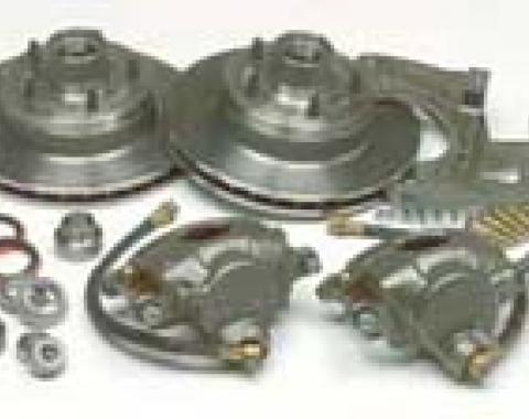 Corvette Front Disc Brake Conversion Kit, 1953-1962