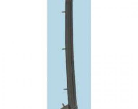 Corvette Weatherstrip, Convertible Top Vertical Side Rail, Right, USA, 1963-1967