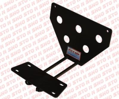 Audi A6/A7 Sto N Sho Quick Release Front License Bracket, 2012-2014