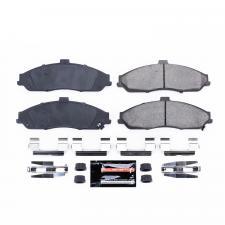 Power Stop Z23 Evolution Sport Carbon Fiber Infused Ceramic Brake Pads Z23-731