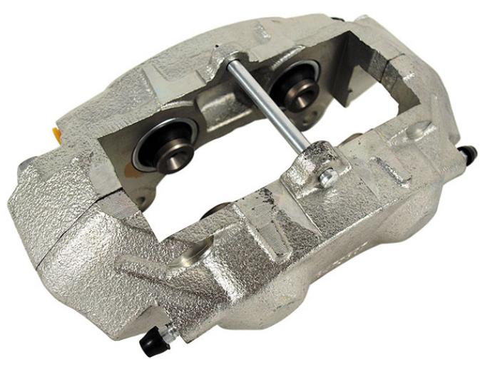 Corvette New Castings Brake Caliper, Right Rear, O-Ring Zinc Plated, 1965-1982