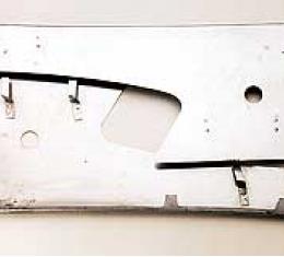 Corvette Door Panel Supports, Upper, Metal, 1958