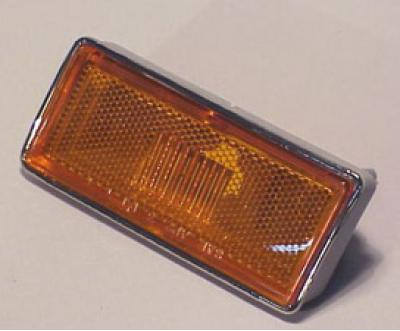 Corvette Side Marker Light Assembly, Front Right, 1975-1979