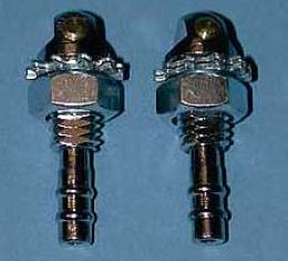 Corvette Windshield Washer Nozzle, 1963-1967