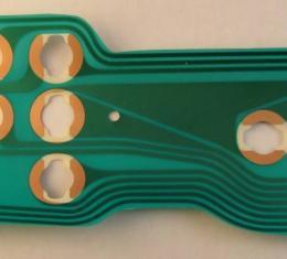 Corvette Circuit Board, Dash Info Printed, 1984-1985