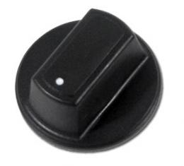 Corvette Fan Knob with Steel Clip, 1984-1989