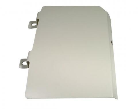 Corvette Firewall Splash Shield, Plastic Right, 1968-1969