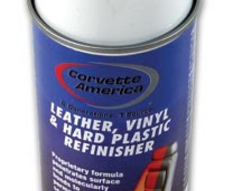 Corvette Interior Dye Clear Coat, Satin