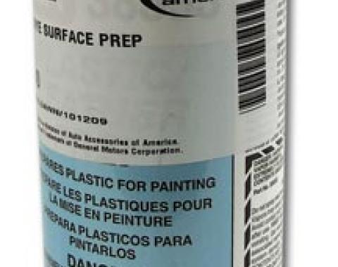 Corvette Interior Dye Surface Prep