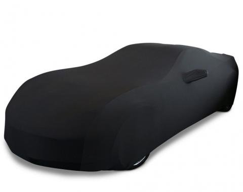 Corvette Ultraguard Stretch Satin Indoor Car Cover, 2014-2017
