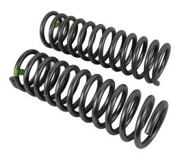 Corvette Front Springs, (327 Standard 63 Replacement), 293#, 1963-1967