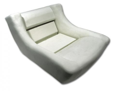Corvette America 1978-1982 Chevrolet Corvette Seat Foam Bottom 4 Inch 7211