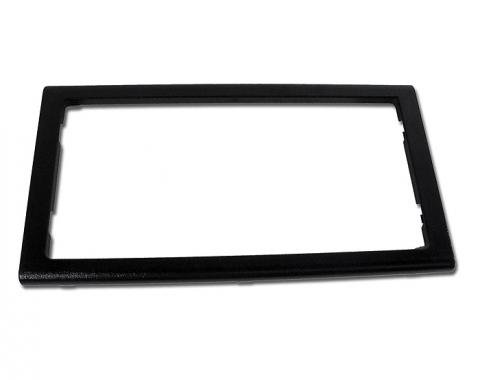 Corvette Rear License Plate Frame, 1997-2004