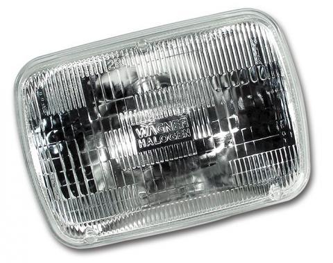 Corvette Headlight, Sealed Beam, 1984-1996