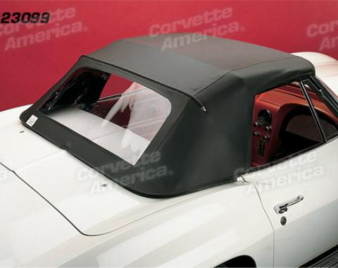 Corvette Convertible Top Frame, New, 1963-1965
