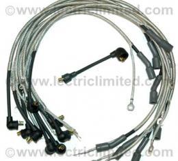 Corvette Spark Plug Wires, Big Block with Radio, 1967-1974