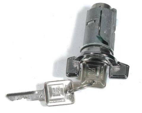 Corvette Ignition Lock, 1979-1982