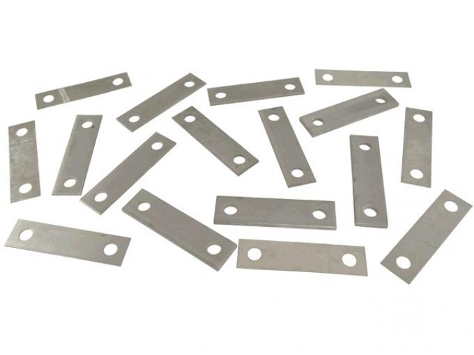 Corvette Trailing Arm Shim Kit, 16 Piece, Correct, 1964-1970