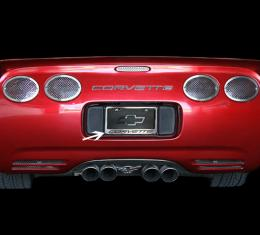 C5 Corvette License Plate Frame with