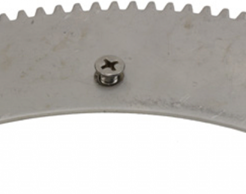 Corvette Power Window Regulator Repair Gear, Stainless Steel, 1968-1982