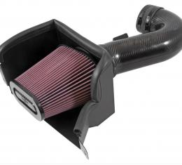 Corvette K&N 63 Series Aircharger High Performance Air Intake, Z06, 2015-2019