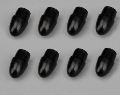 Corvette Luggage Rack Tips, 8 Piece Set, 1968-1977