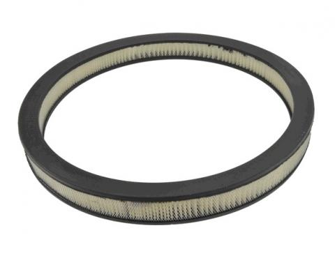 Corvette Air Cleaner Filter Element, Paper Replacement, 1960-1962