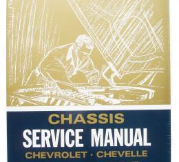 Corvette Service Manual, 1967