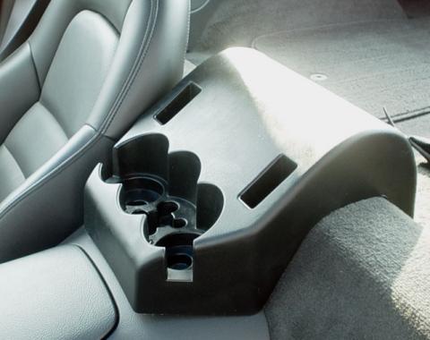 Corvette Storage Console, Coupe, 2005-2013
