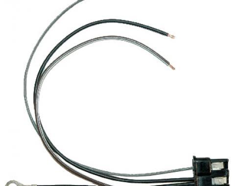 Corvette Radio Connector Plug, 1963