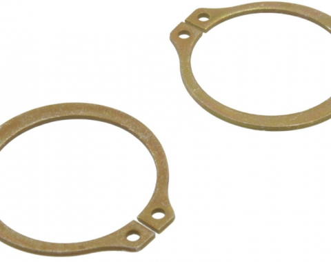"Corvette Differential Side Yoke ""C"" Clips, Set of 2, 1963-1979"
