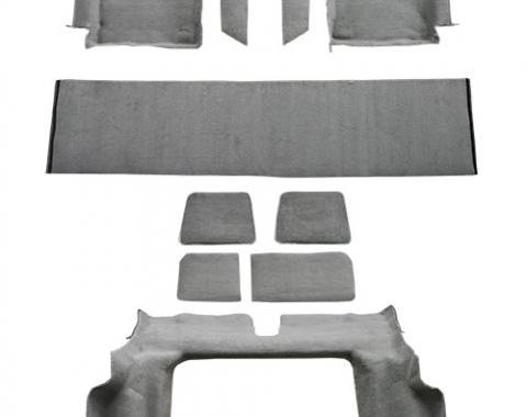 ACC  Chevrolet Corvette Complete Cutpile Carpet, 1980