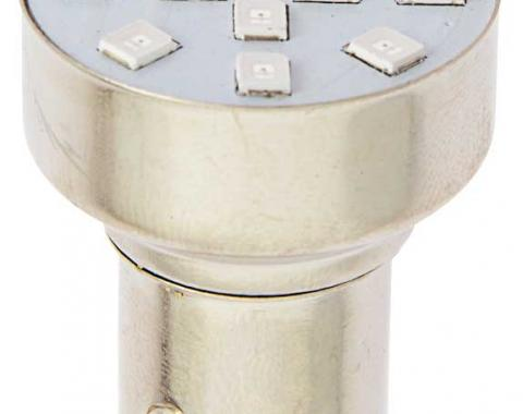 OER Amber LED Replacement Bulb Dual Contact 1157 (BAY15D Base) 500569